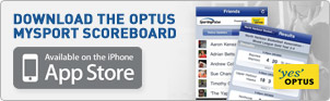 Download the Optus MySport Scoreboard