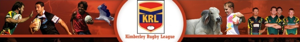 Kimberley Rugby League