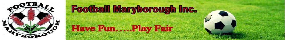 Football Maryborough