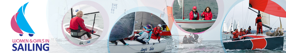 Women and Girls in Sailing
